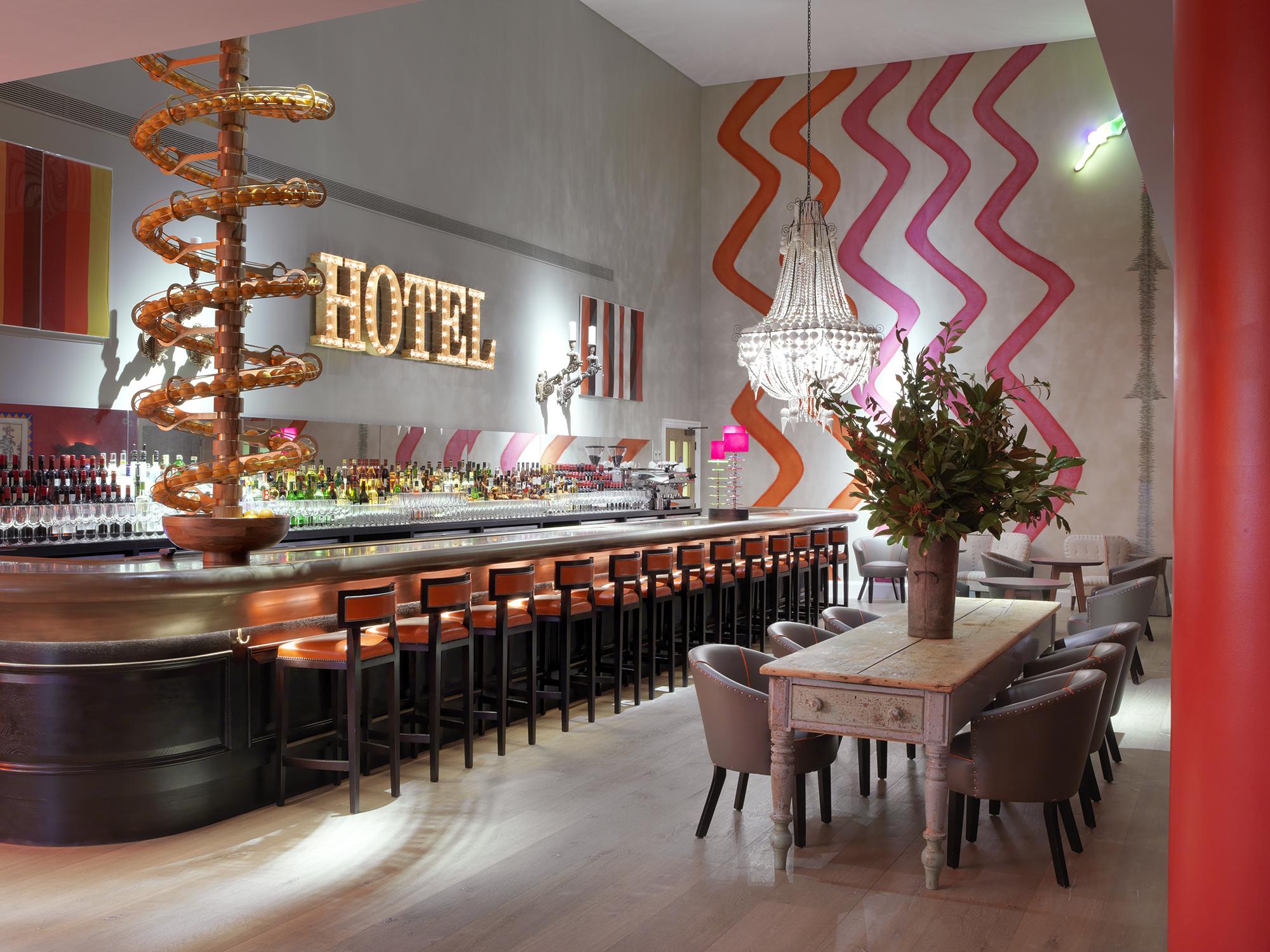 Ham Yard Hotel - bar