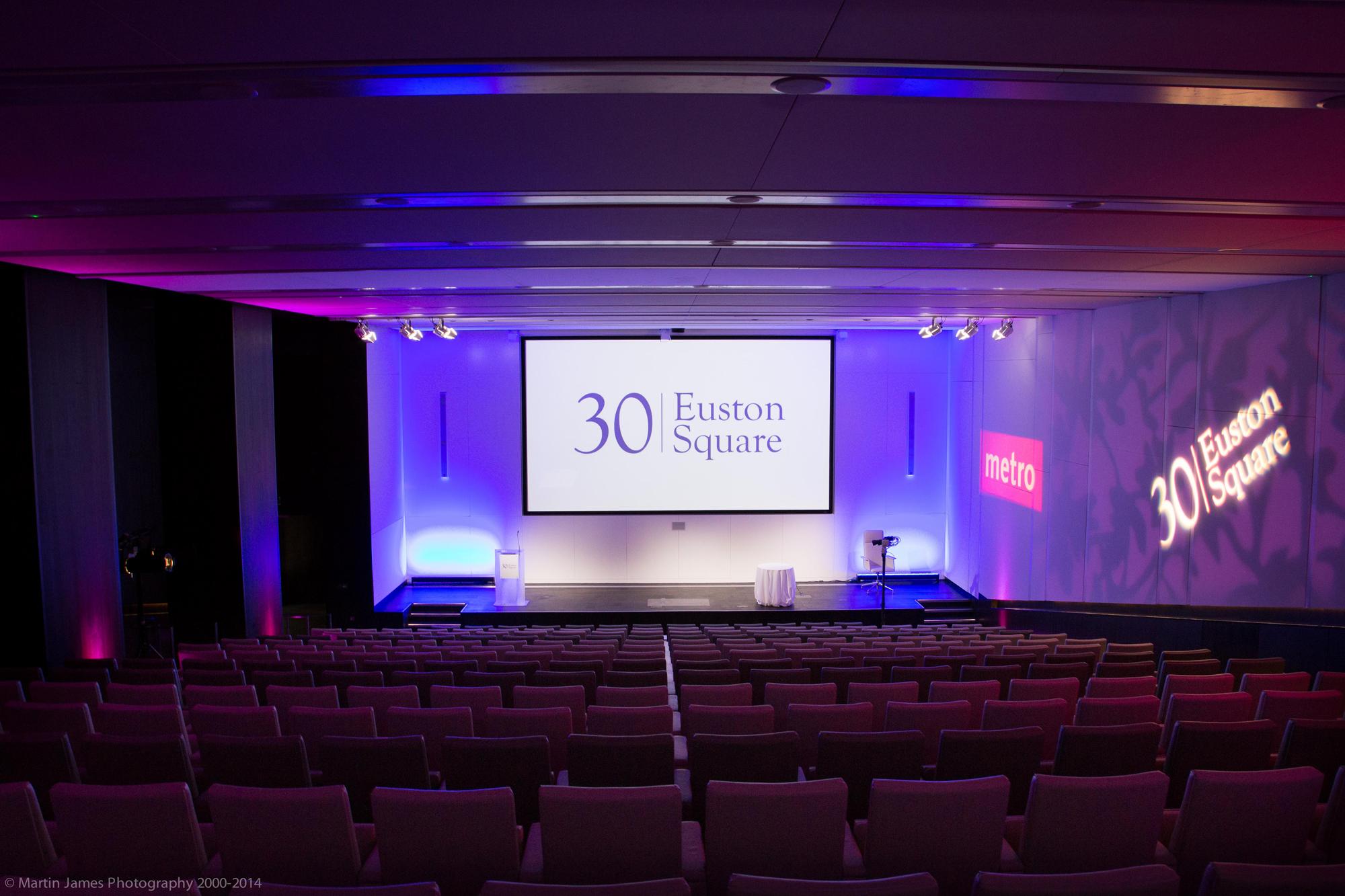 30 Euston Square - venue hire