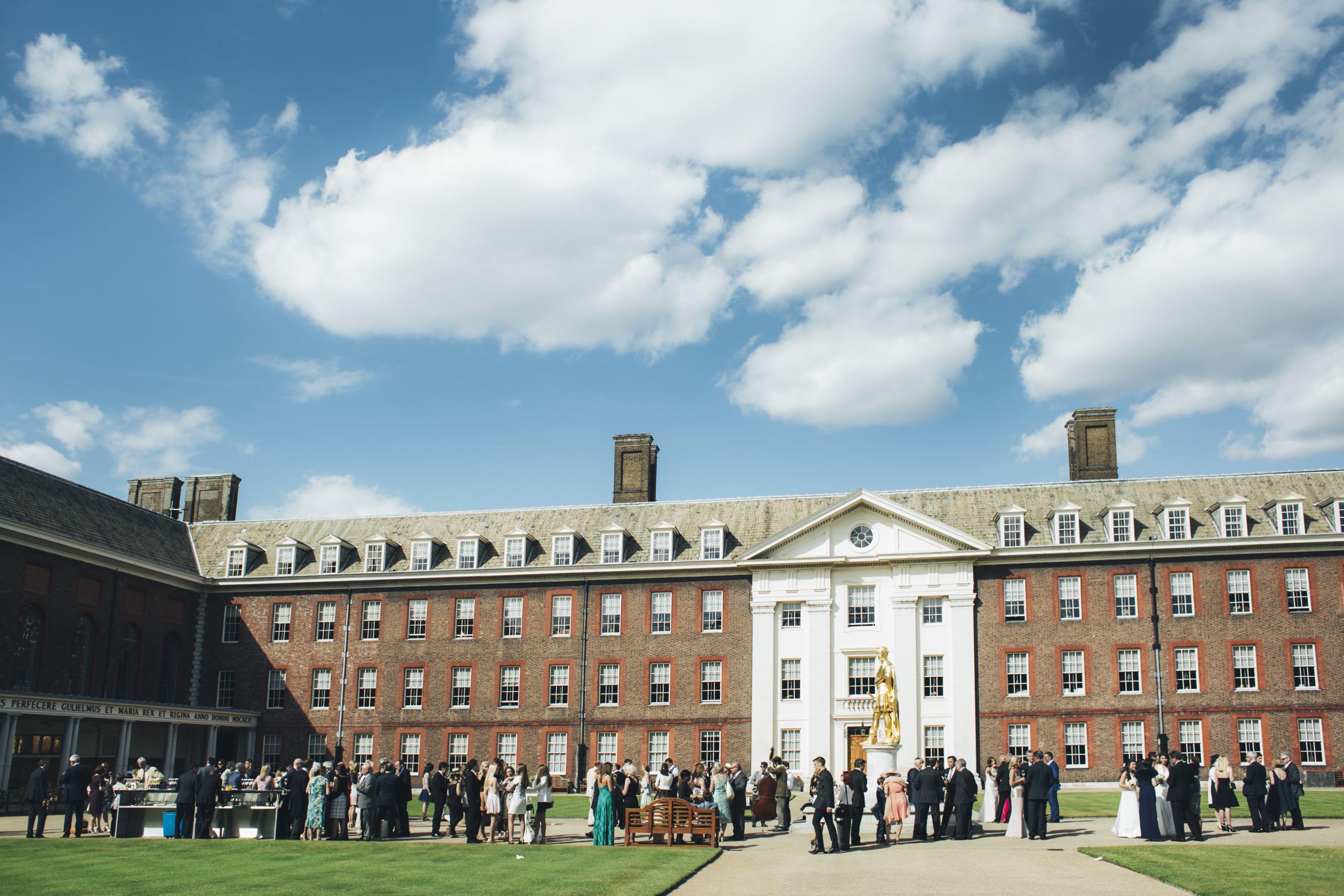Royal Hospital Chelsea - venue hire