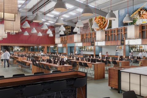 Massive Asian food market to hit north London this July