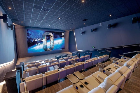 Free upgrades with private screenings at ODEON this spring