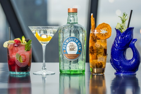 Searcys   The Gherkin to host Seaside in the Sky summer pop-up