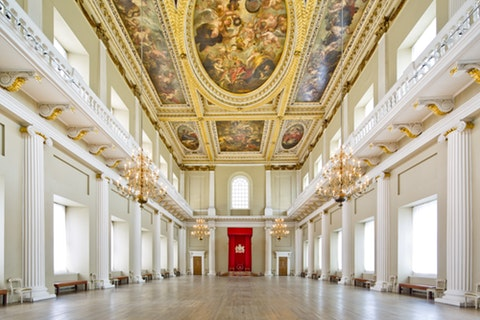 Banqueting House to offer daytime venue hire on Thursdays