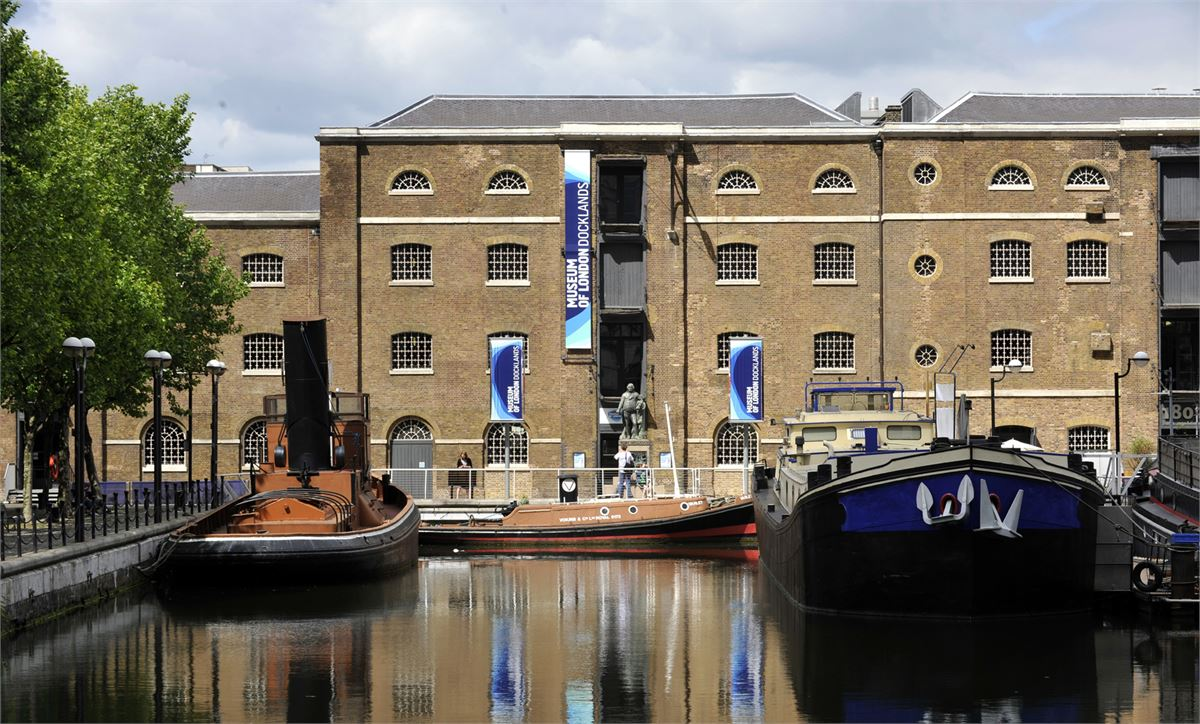Bag a bargain on day delegate rates at The Museum of London