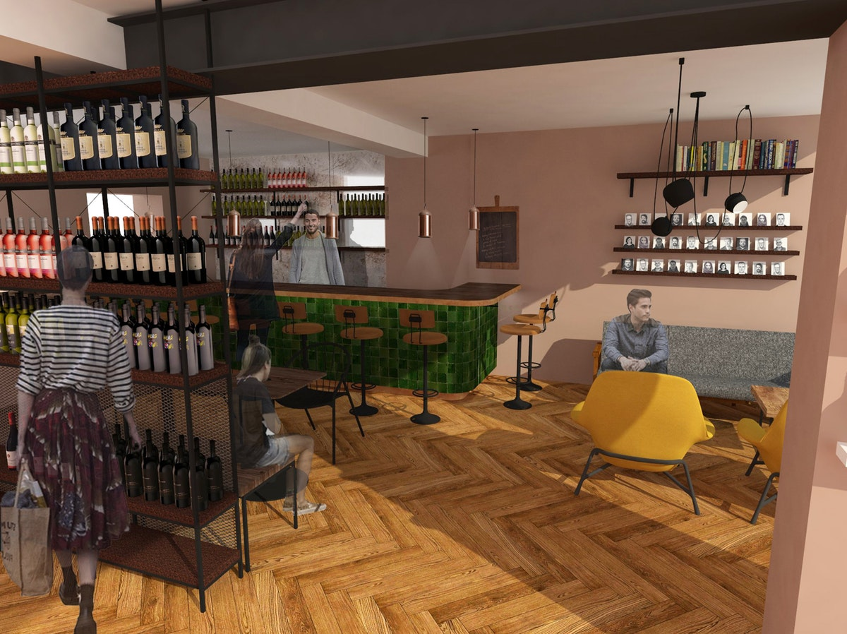 Humble Grape to launch new wine bar & shop in Islington