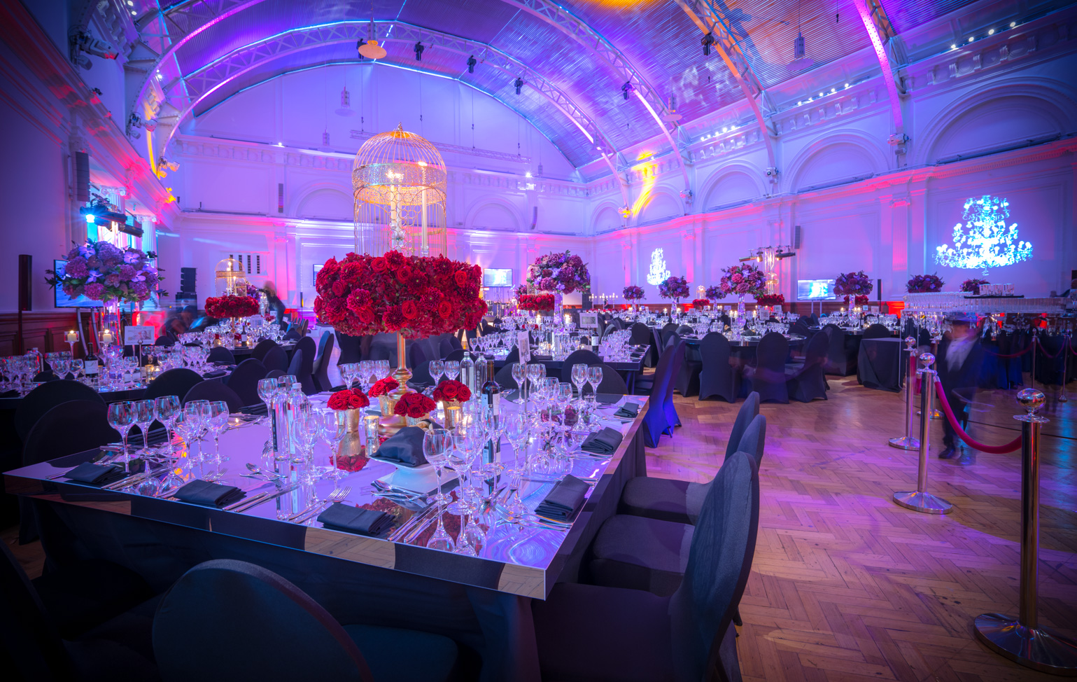 SquareMeal Venues and Events newsletter 25 May 2017 - royal horticultural halls