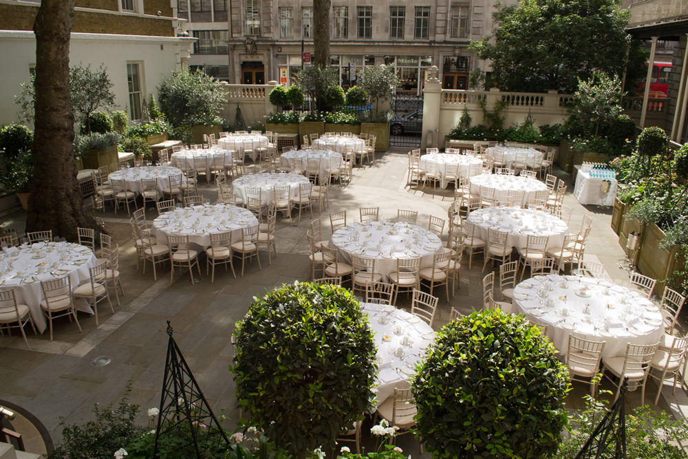 Weddings at Langham London - venue hire