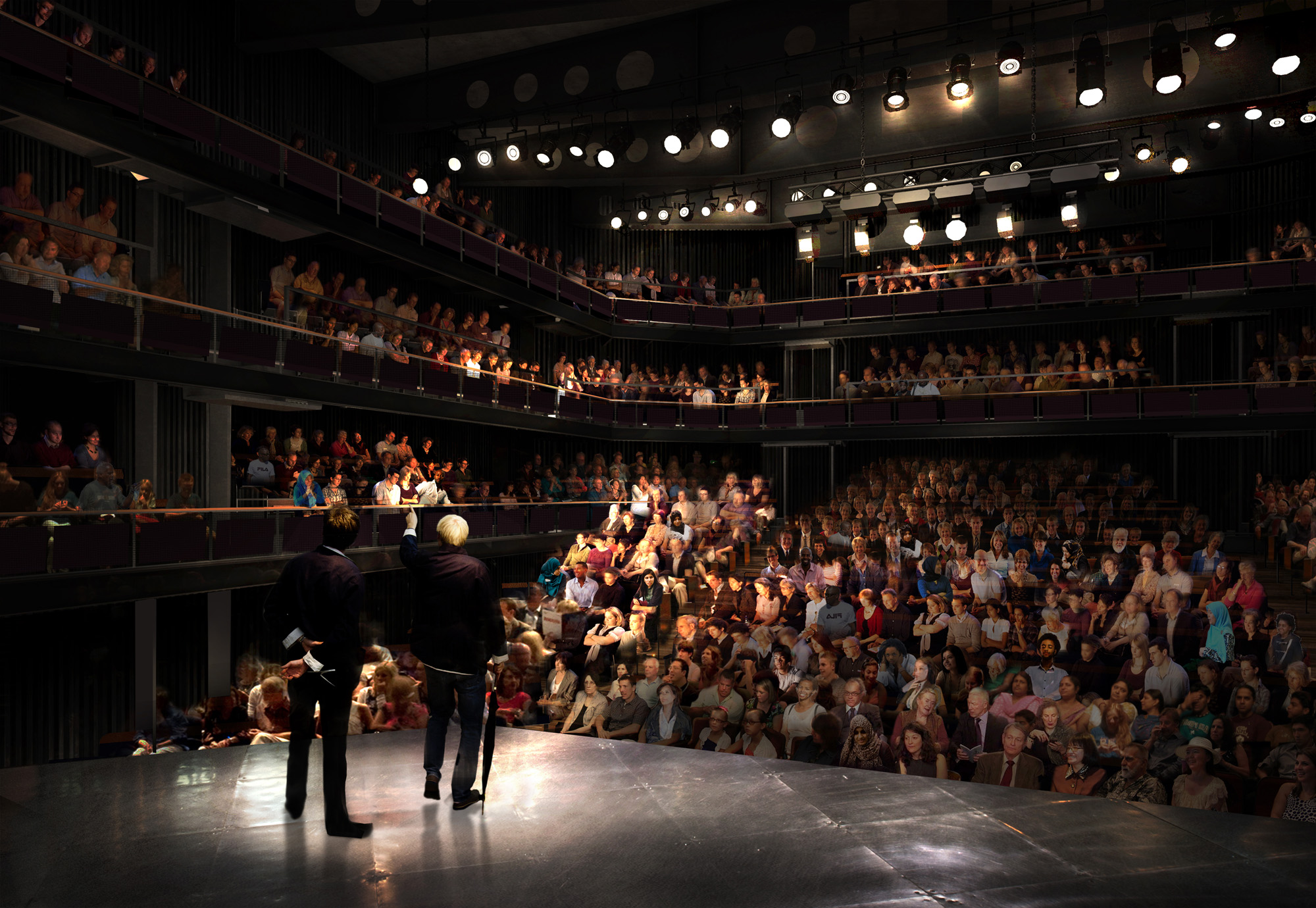 Bridge Theatre new venue 2017 best