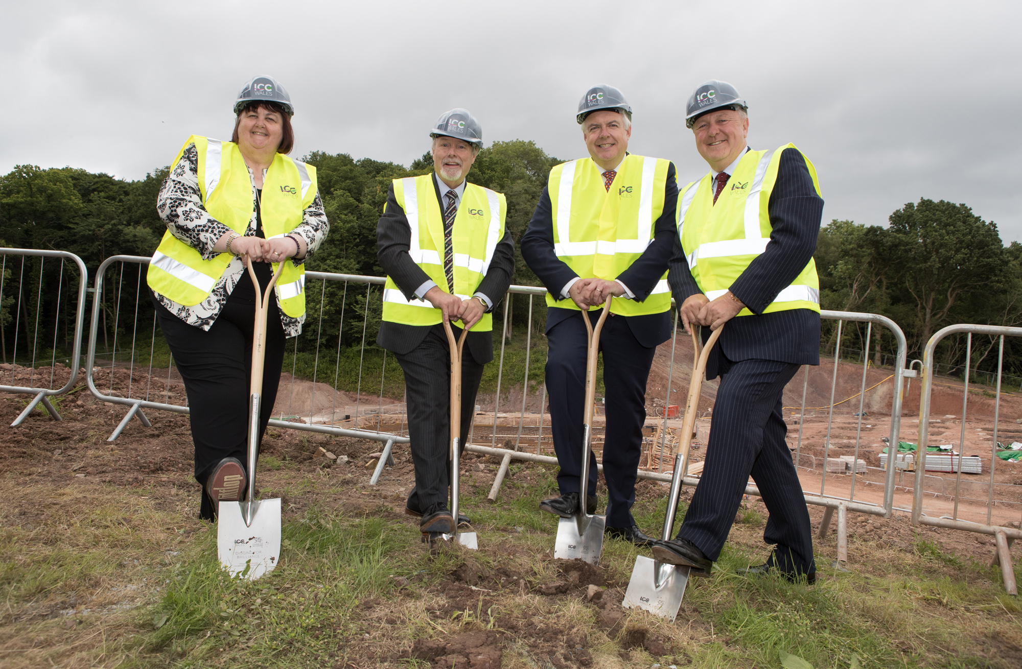 SquareMeal Venues and Events newsletter 29 June 2017 - ICC Wales Groundbreaking