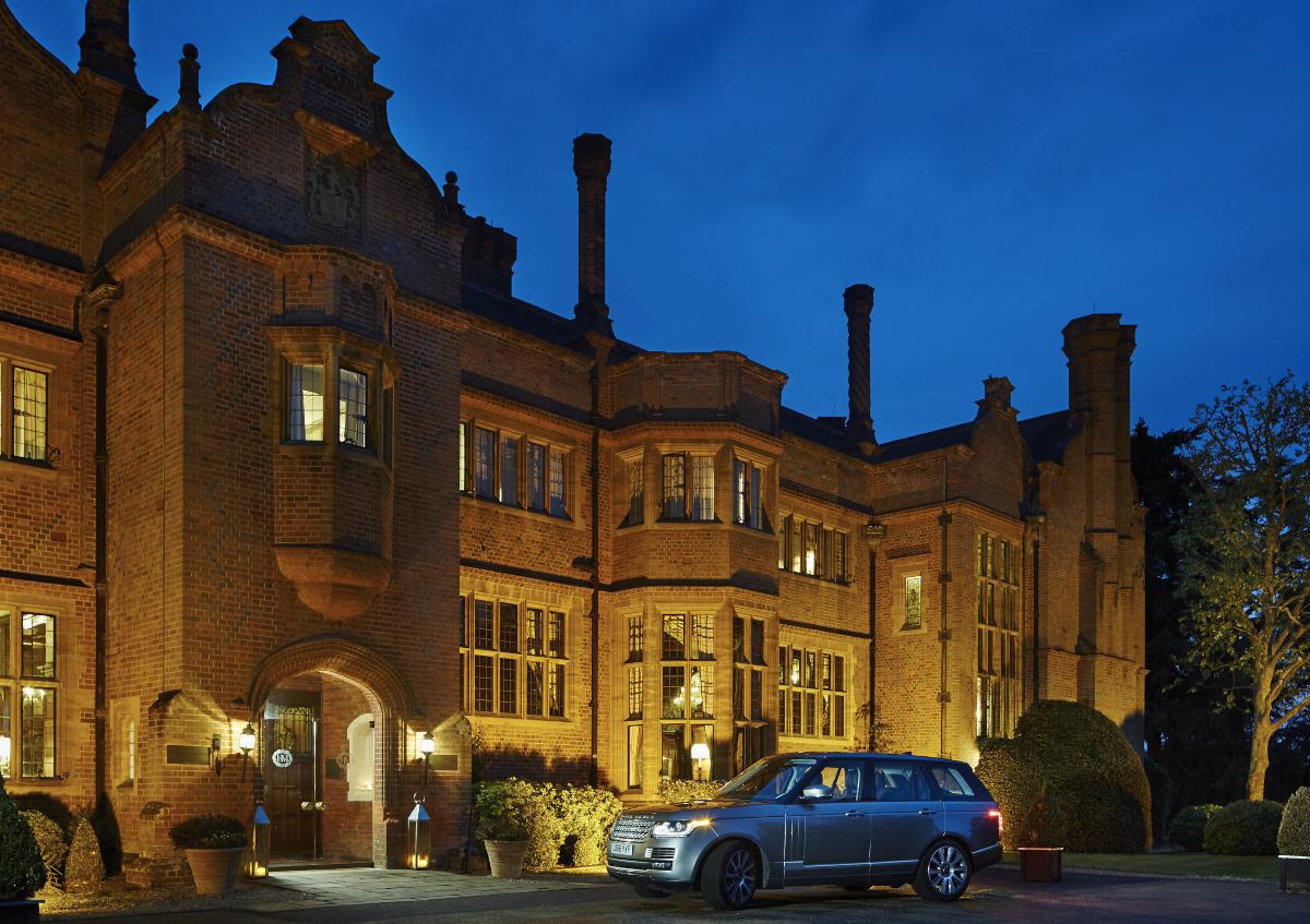 Hanbury Manor - venue hire