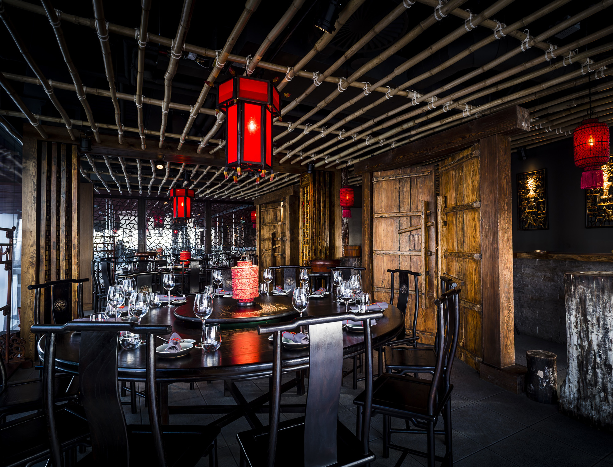 Hutong - venue hire