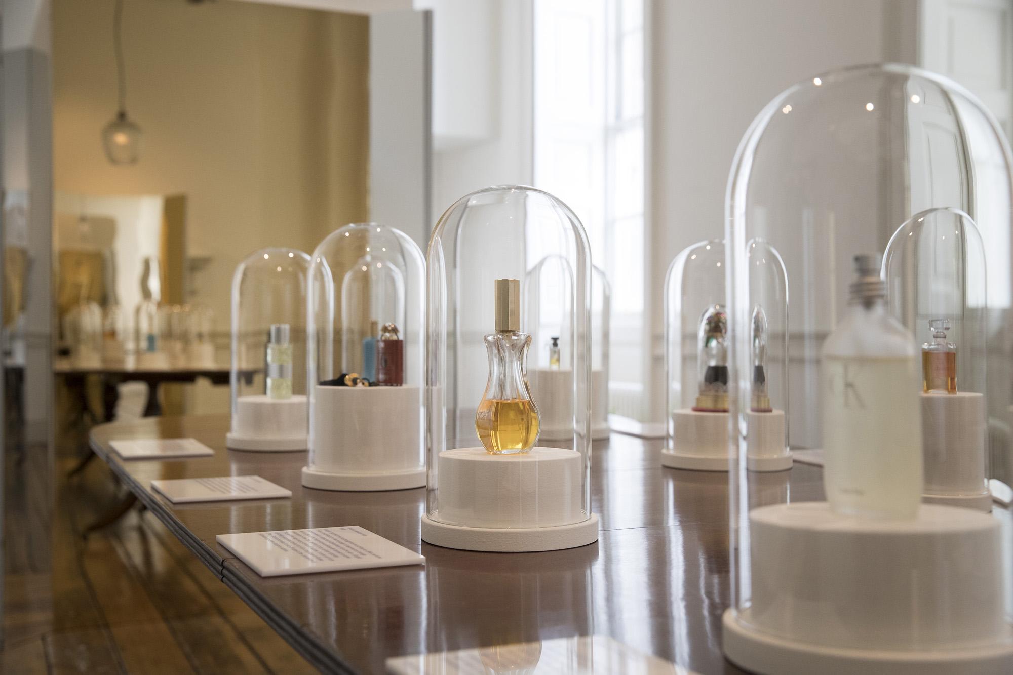 Somerset house perfume exhibition