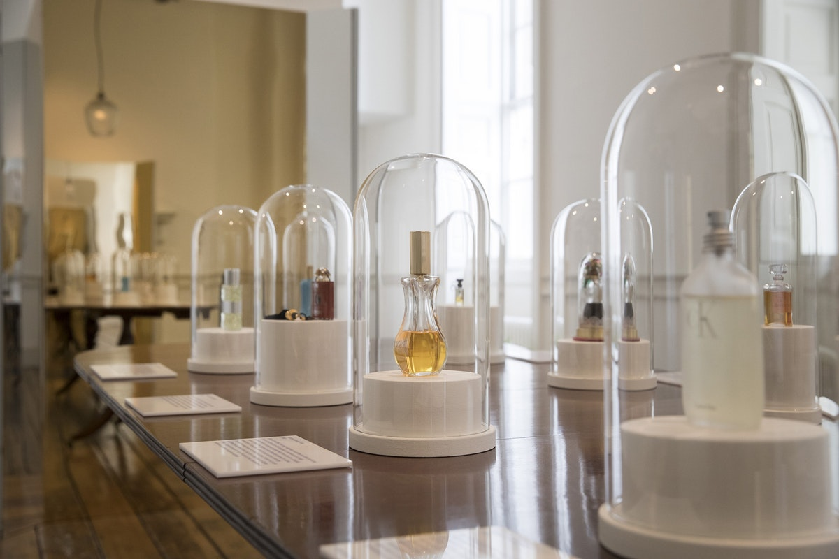 Somerset House's perfume-themed exhibition available for private viewings