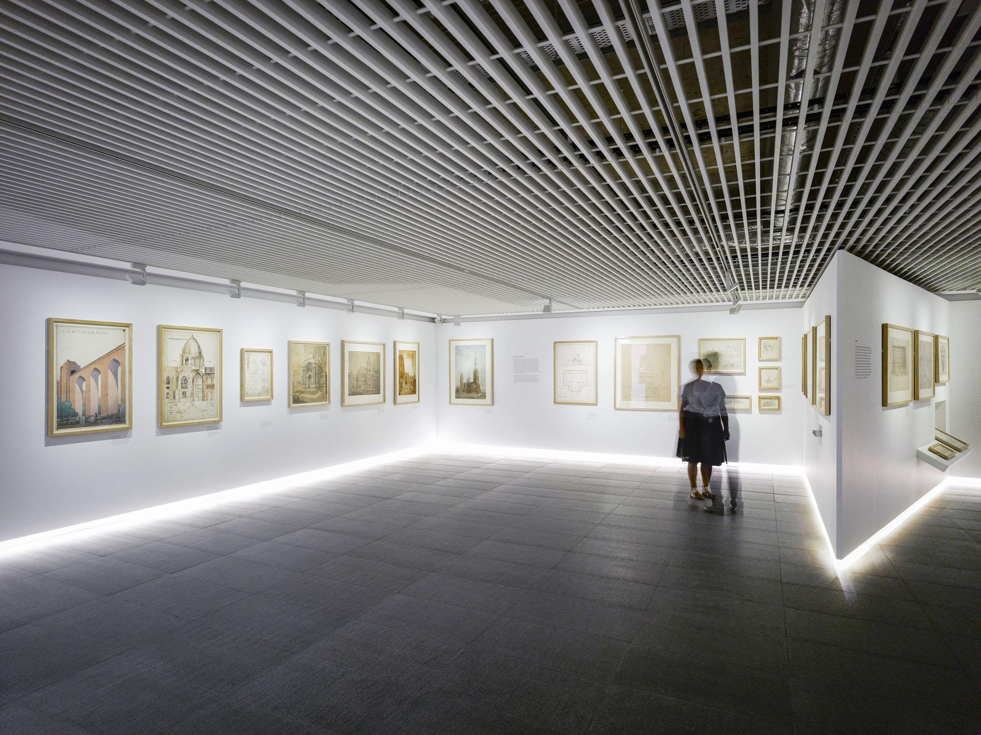 RIBA north architecture centre Liverpool event space