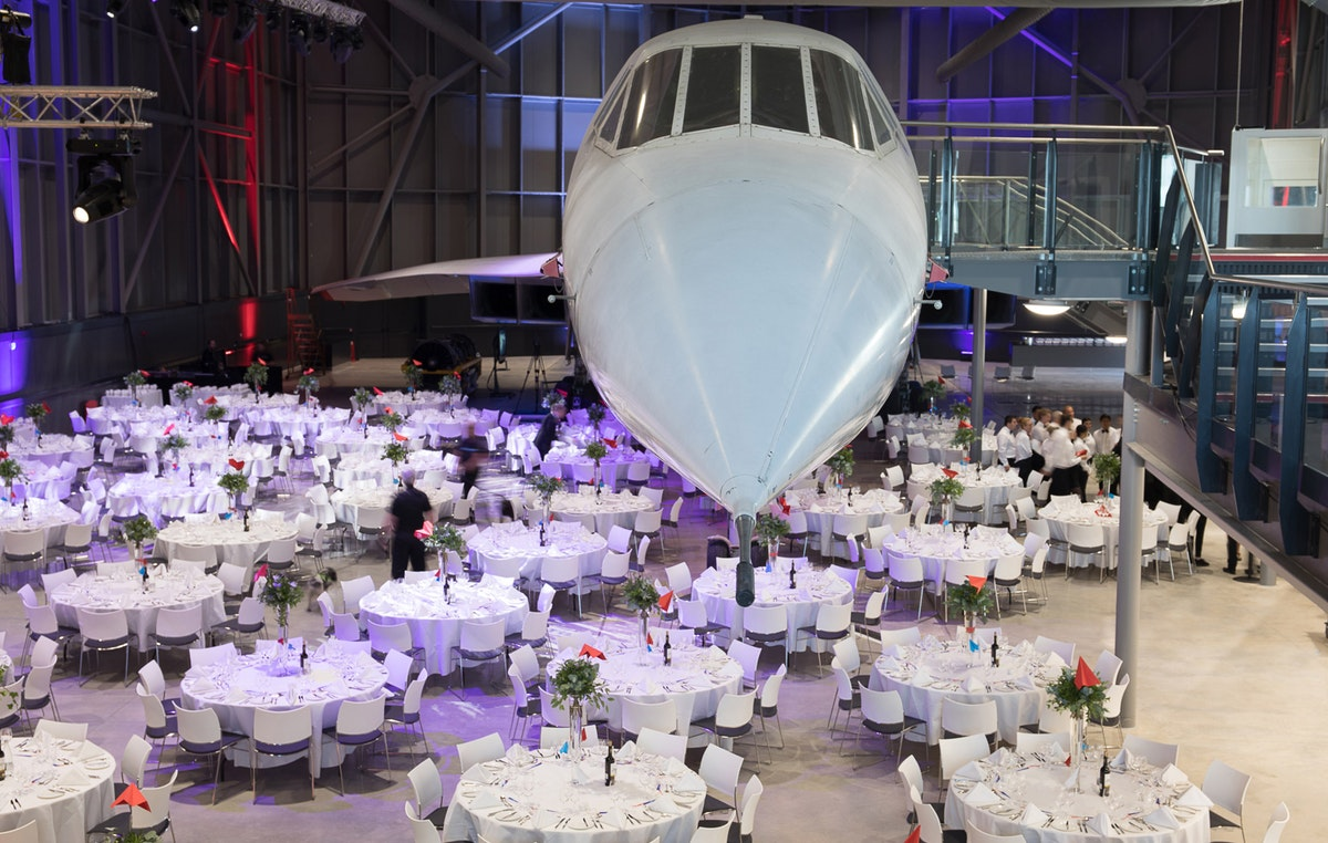 Aerospace museum with event spaces lands in Bristol