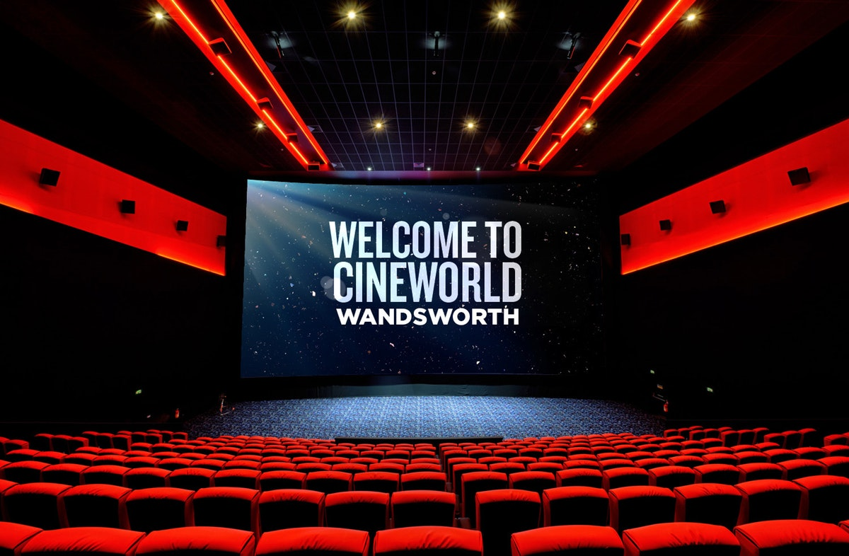 Free film tickets at Cineworld for event professionals