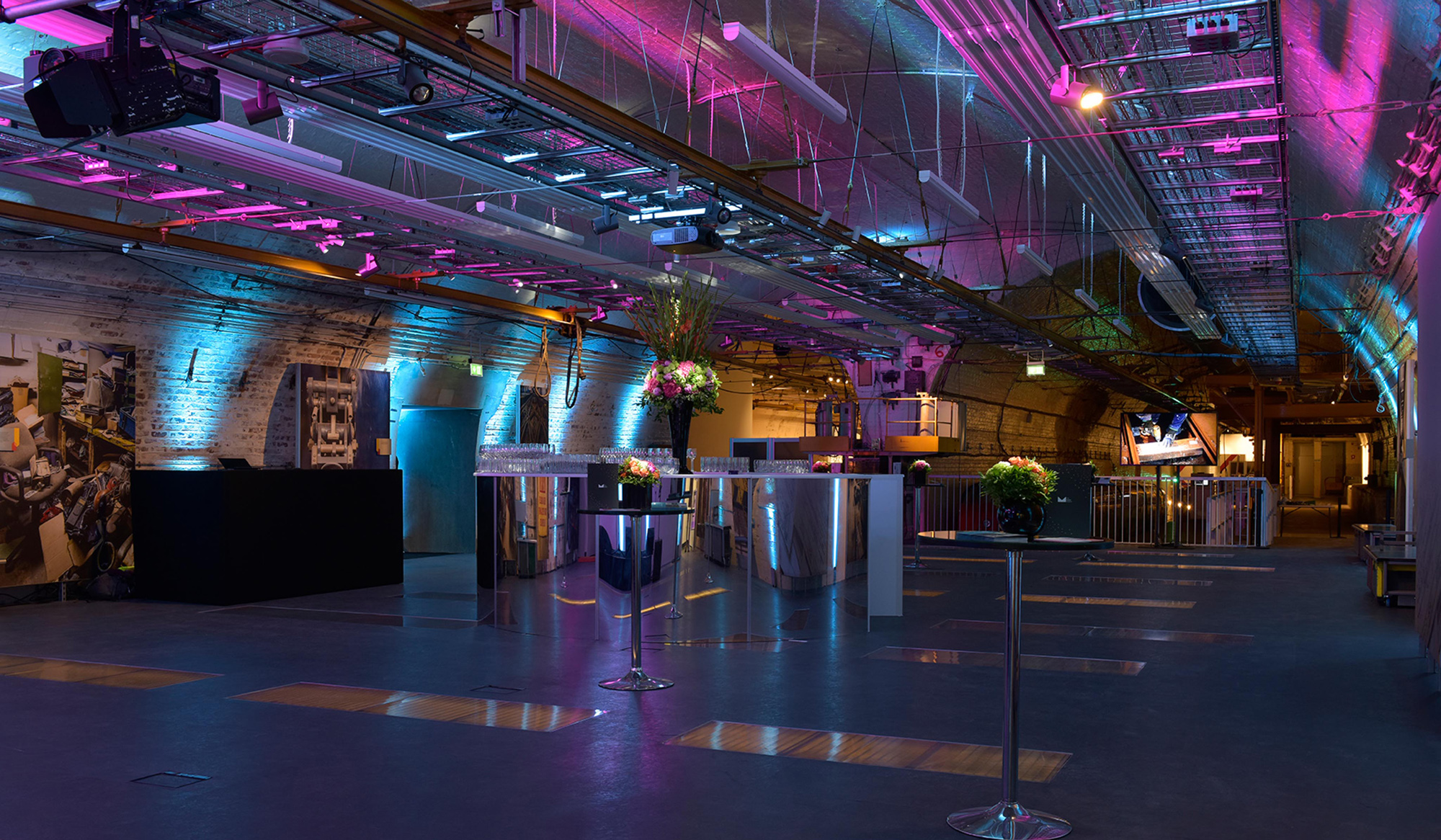 The Postal Museum - venue hire