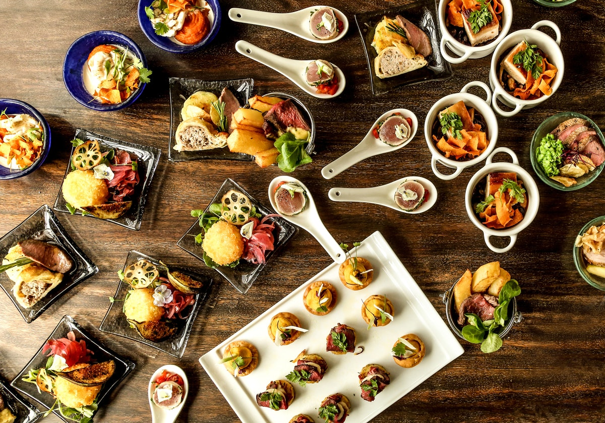 On the hunt for a caterer? We've got one for every occasion