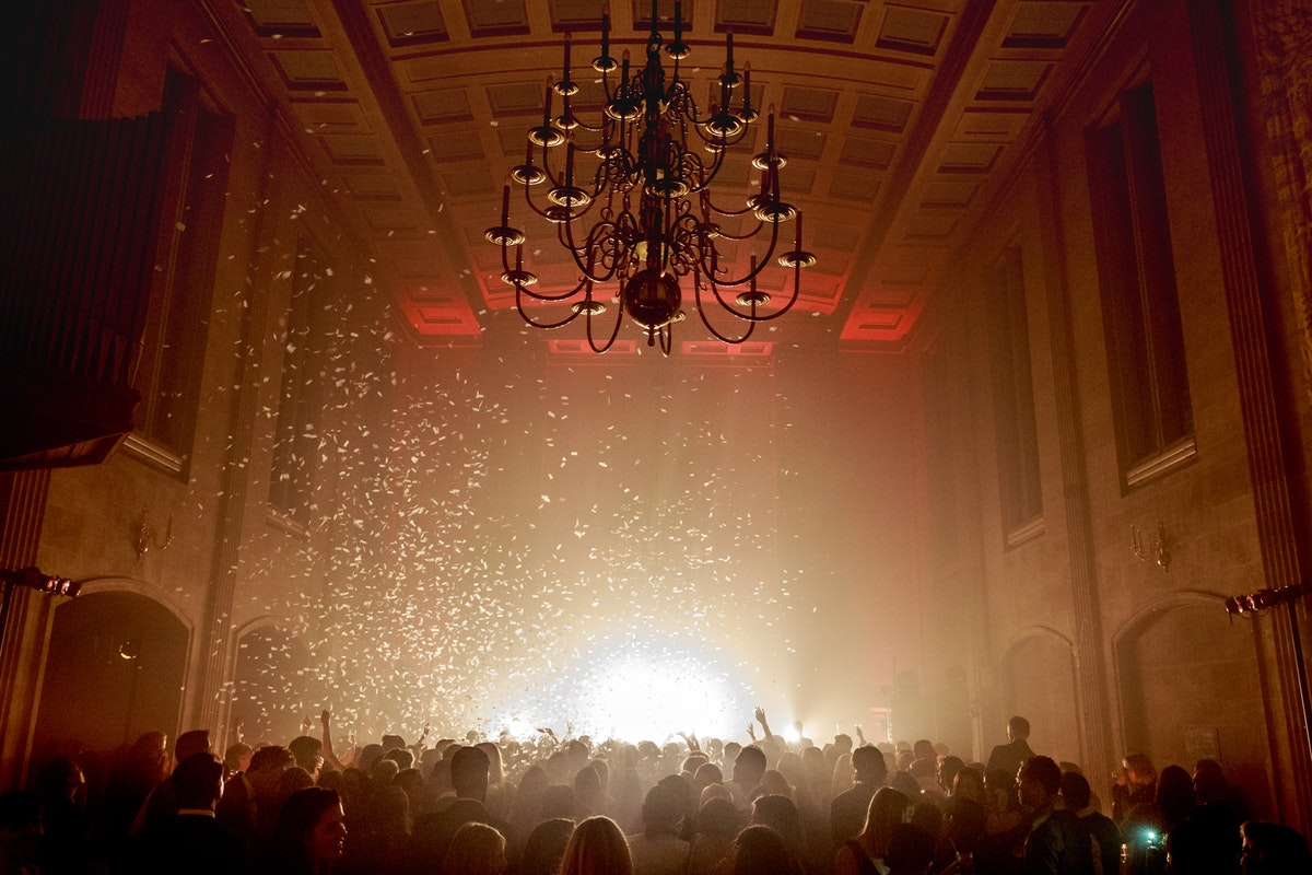 Bourne & Hollingsworth Group to give Soho chapel a festive update