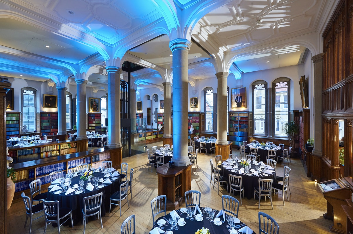 7 academic venues well-suited for events