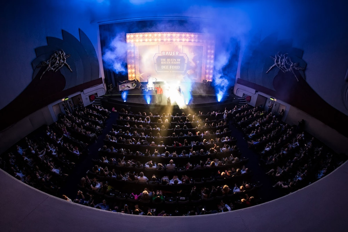 Get a free private screening at ODEON this autumn with all conference bookings over £5,000