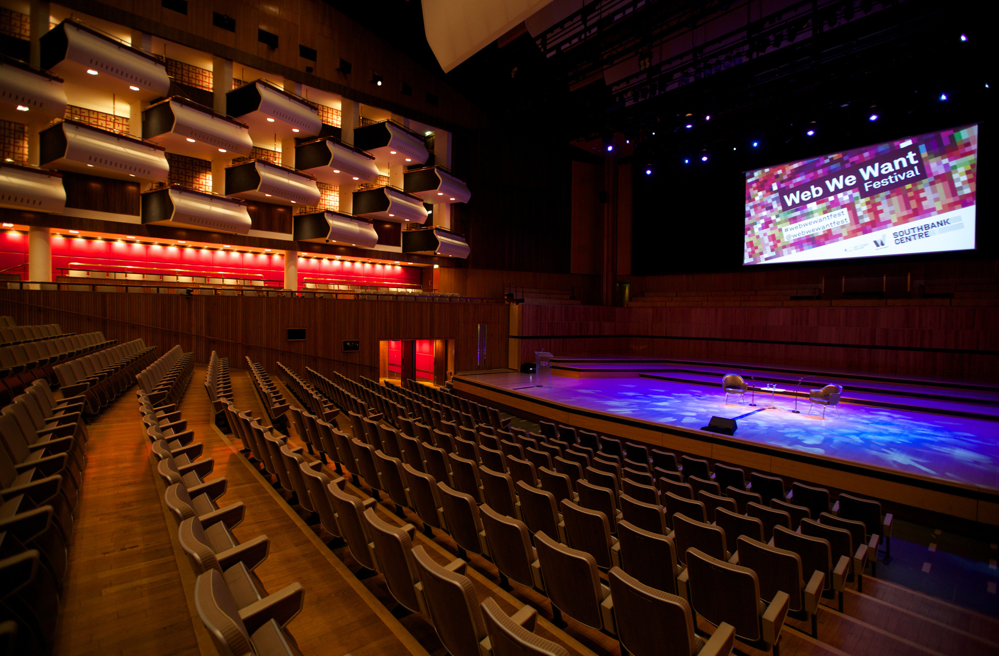 Southbank Centre venue hire