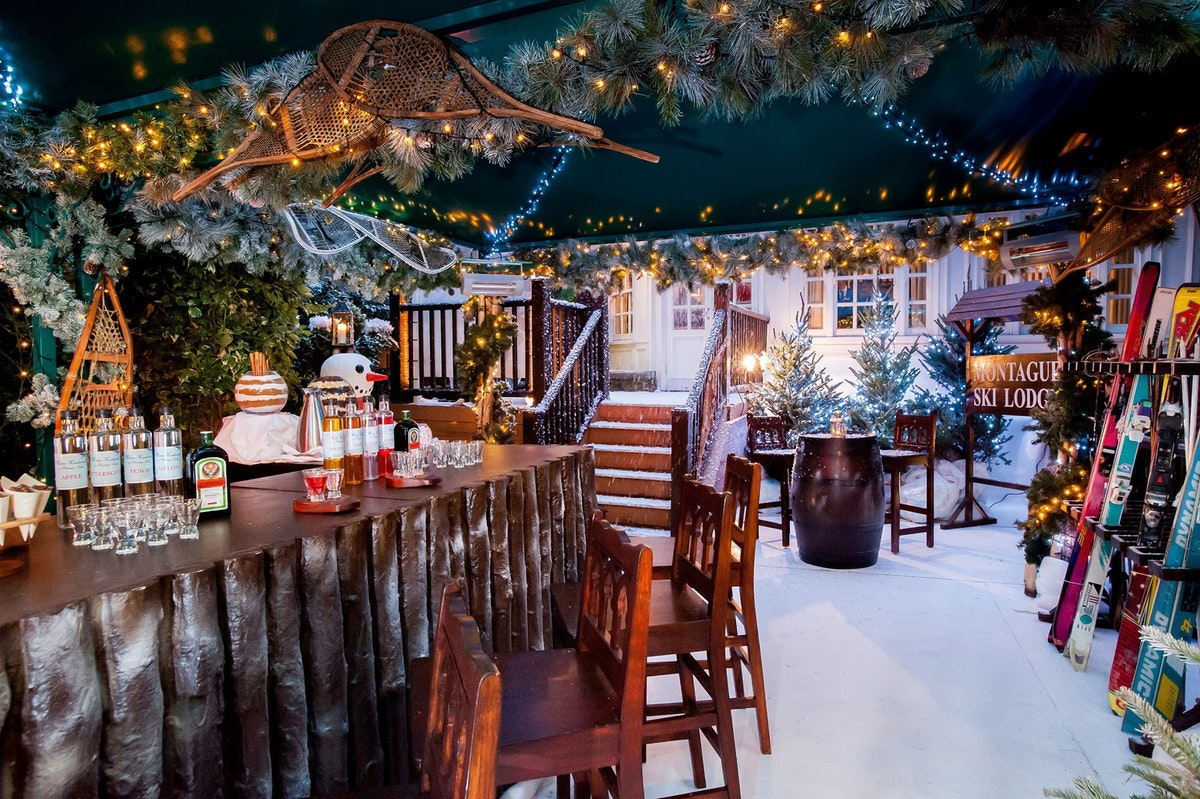3 outdoor London venues get set for the winter season