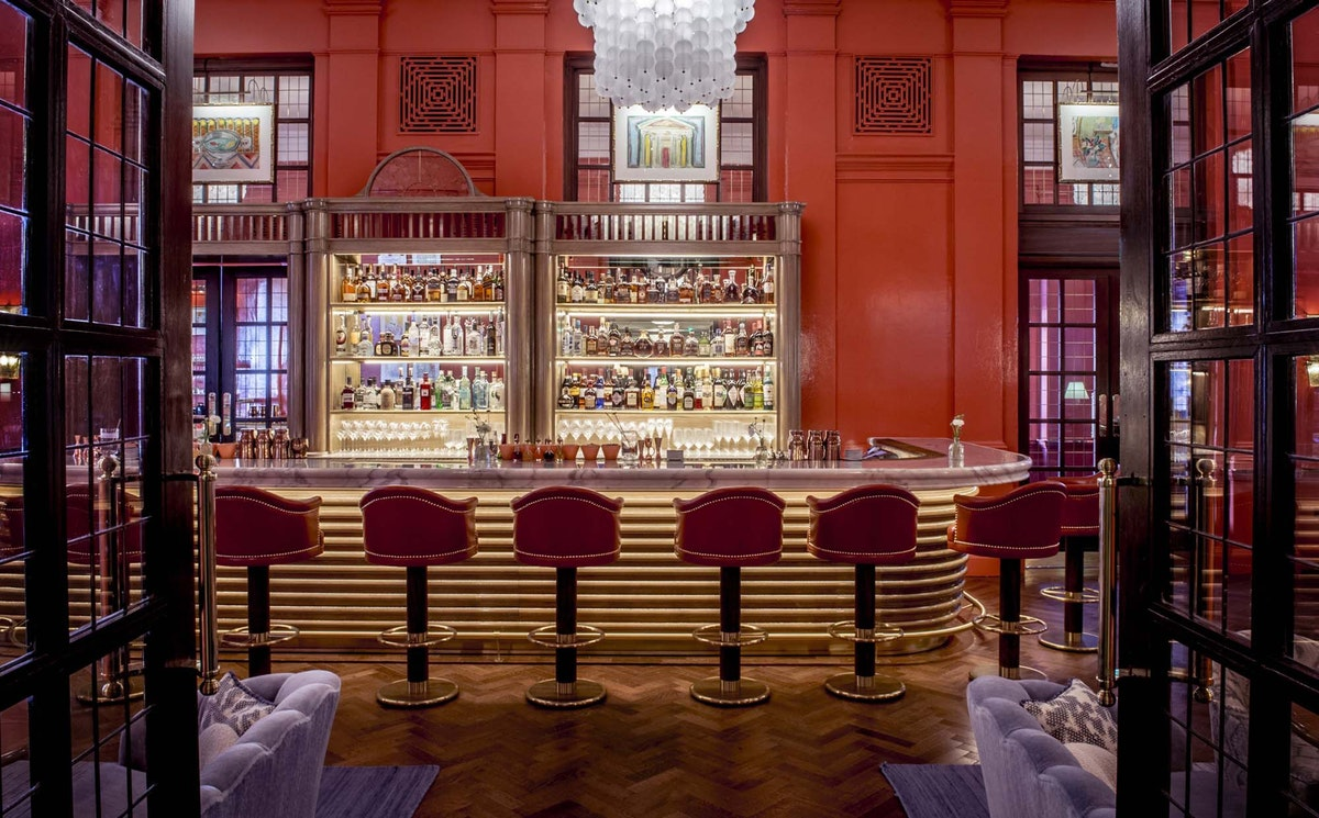 The historic Bloomsbury Hotel relaunches in time for Christmas events