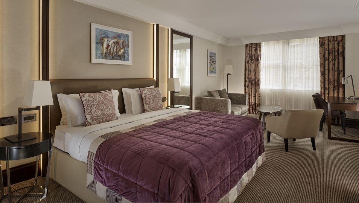 The Westbury hotel unveils new-look luxury suites
