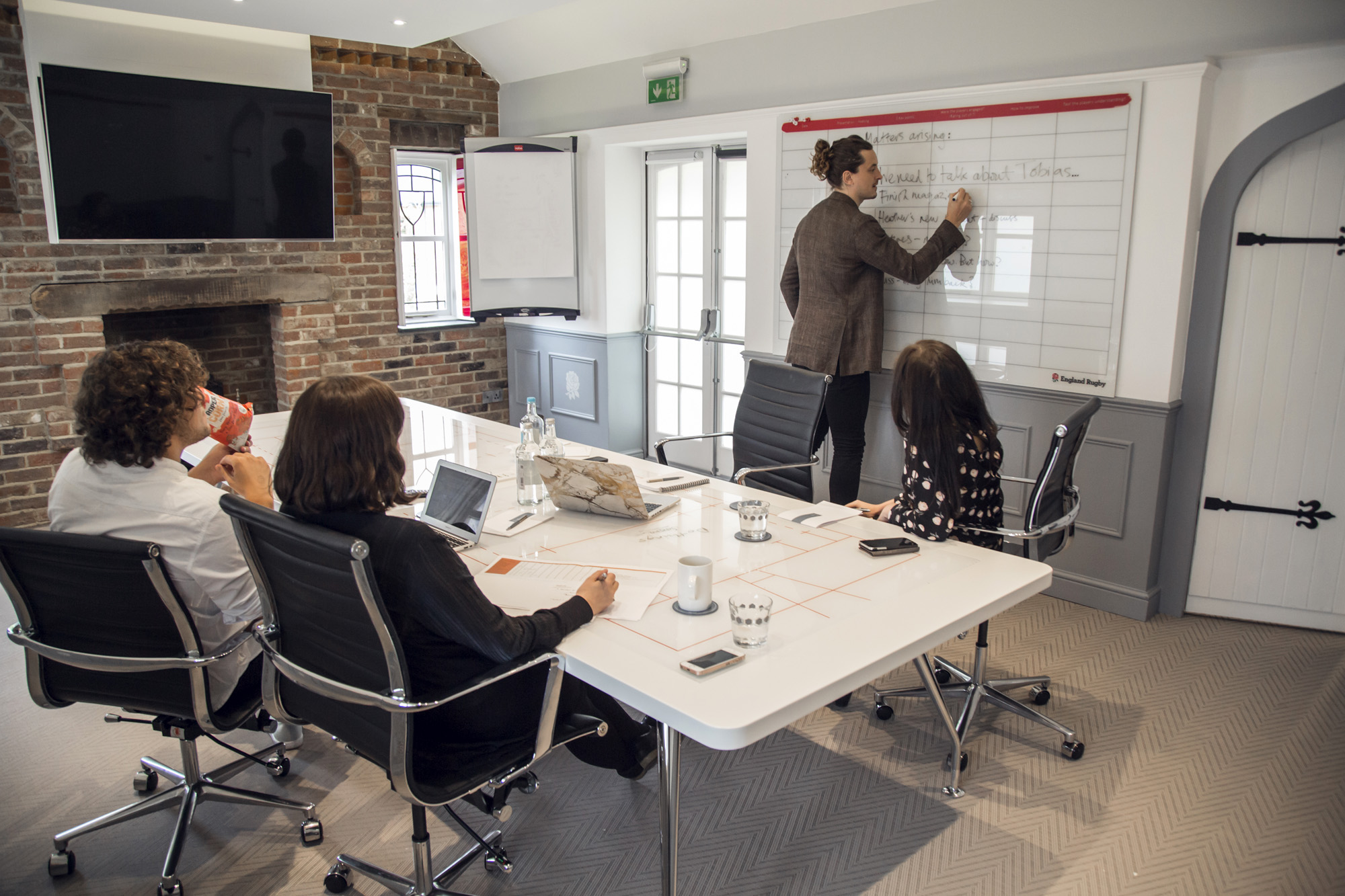 SquareMeal Beyond magazine Group focus Exclusive Hotels and Venues brainstorm meeting space