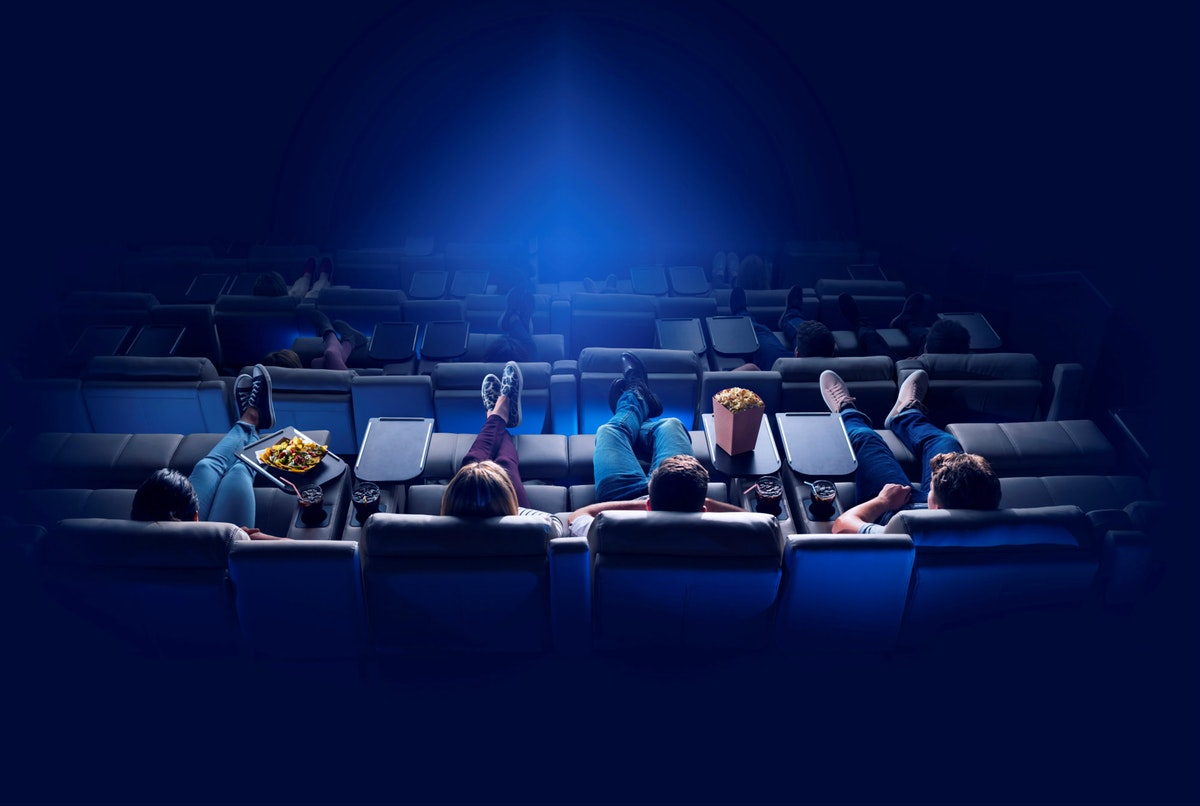 ODEON launches Luxe cinemas