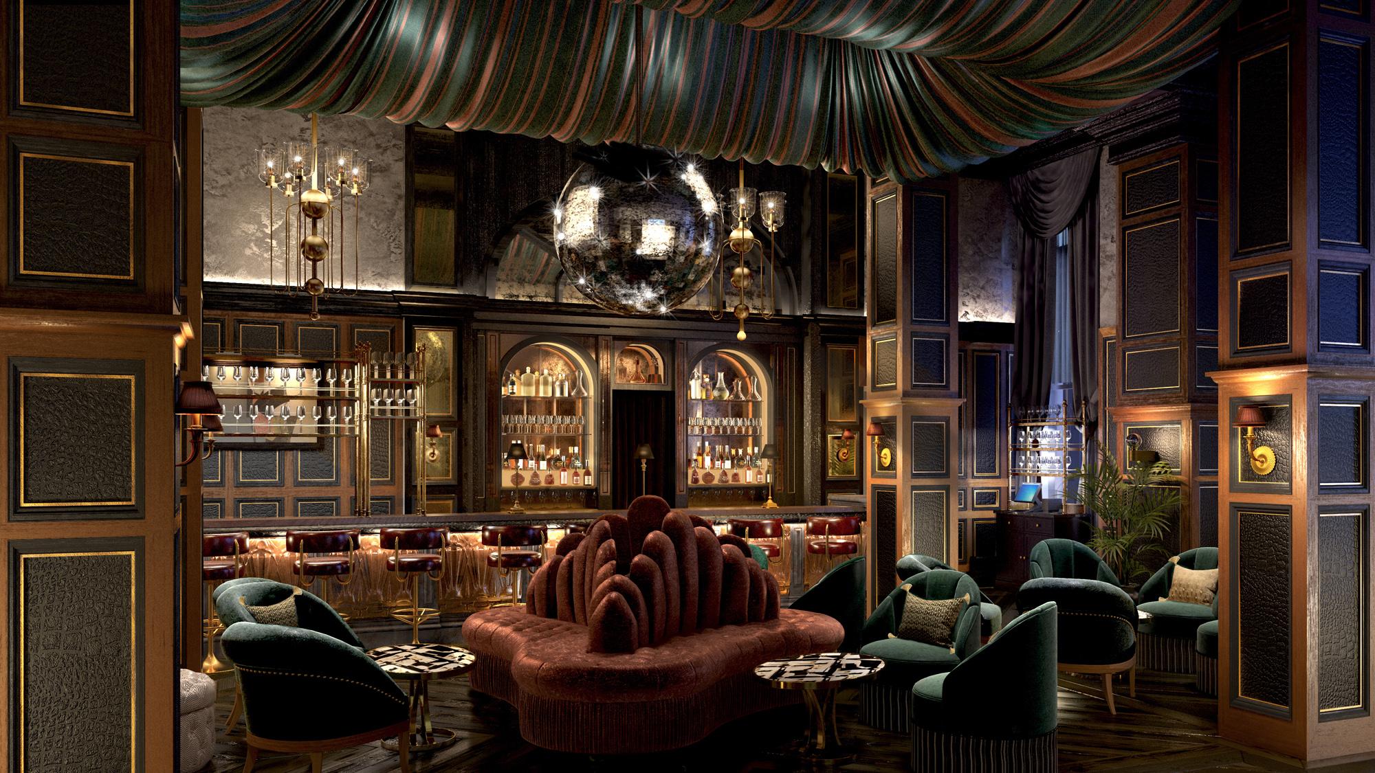 Principal London Fitz Bar