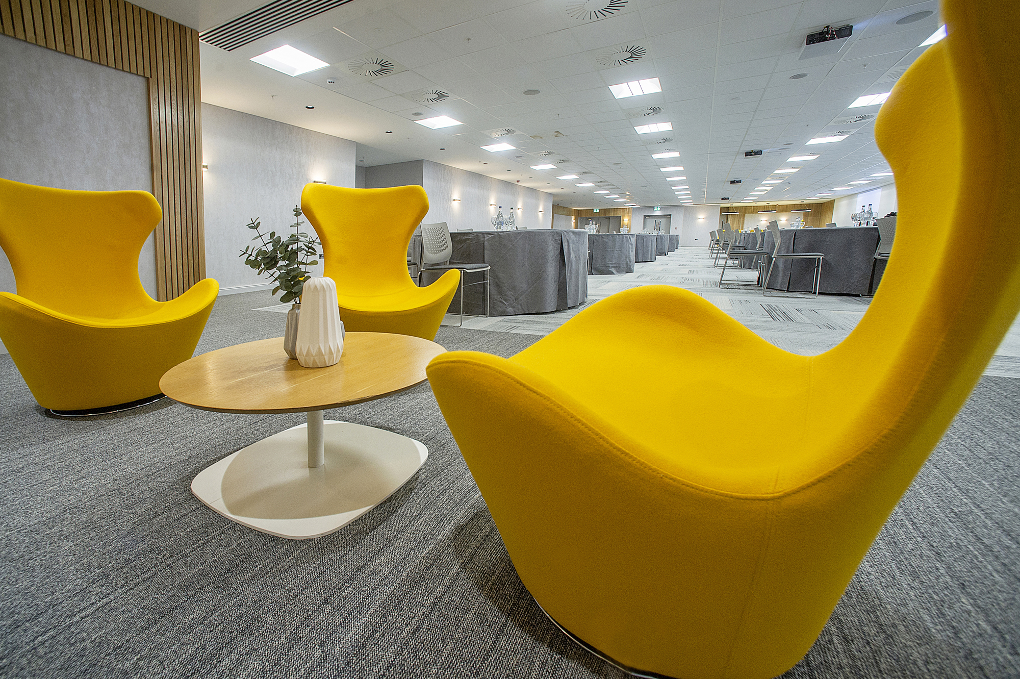 Scottish Event Campus to launch new meeting space in mid February lounge seating