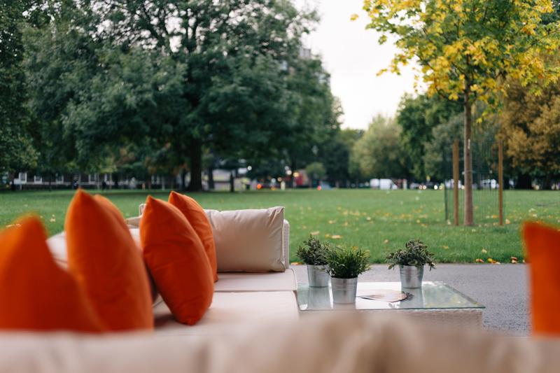 Imperial War Museum summer parties evening hire london historic venues outdoor terrace