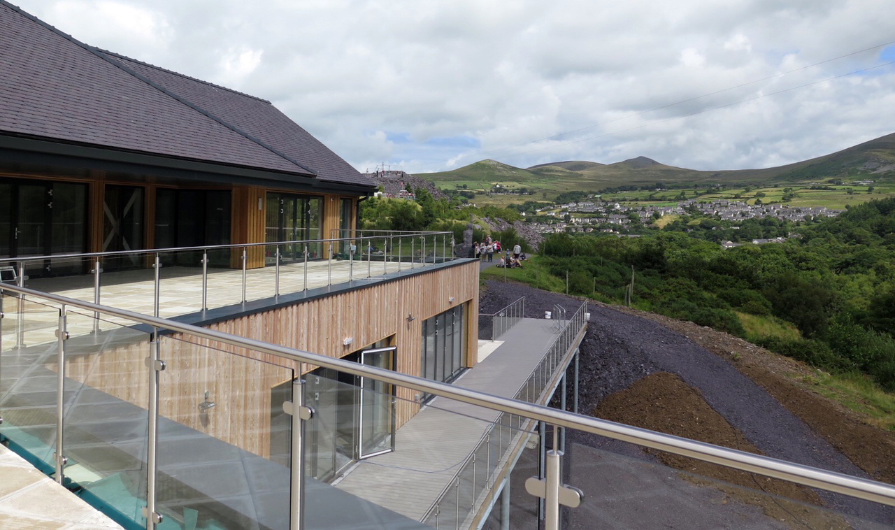 Zipworld Adventure Terminal bethesda gwynedd wales teambuilding experiences corporate group away days venue