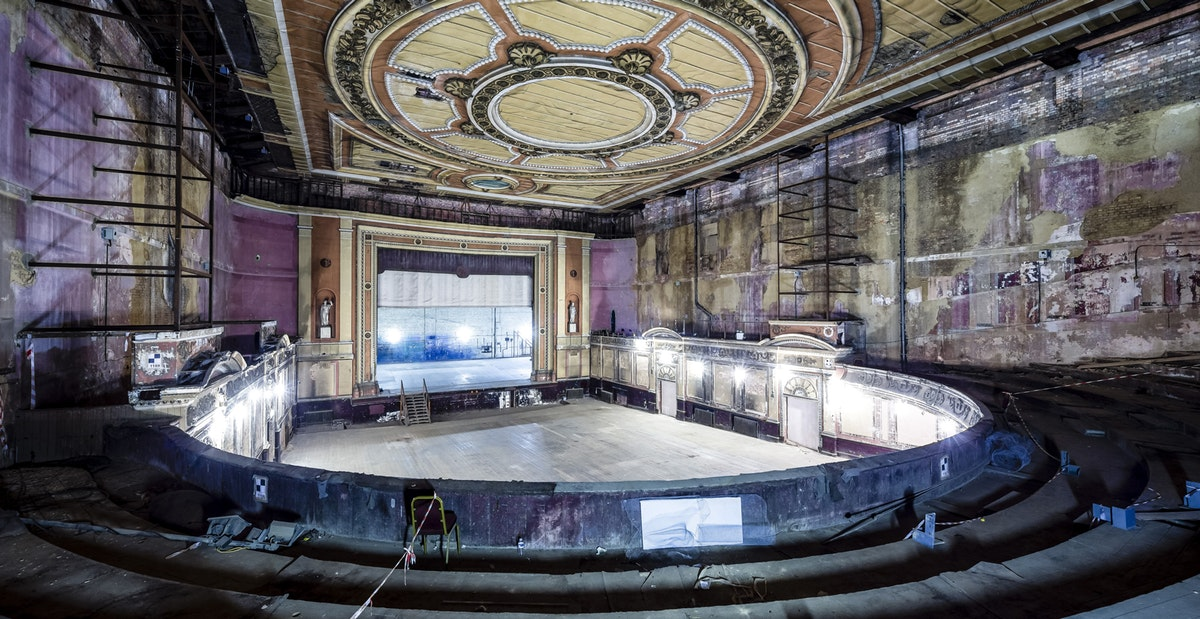 London's oldest theatre to reopen after £18.8m revamp