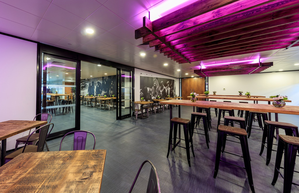 CCT Venues Docklands canary wharf london venues private hire corporate events group bookings restaurant dining drinks recpetions