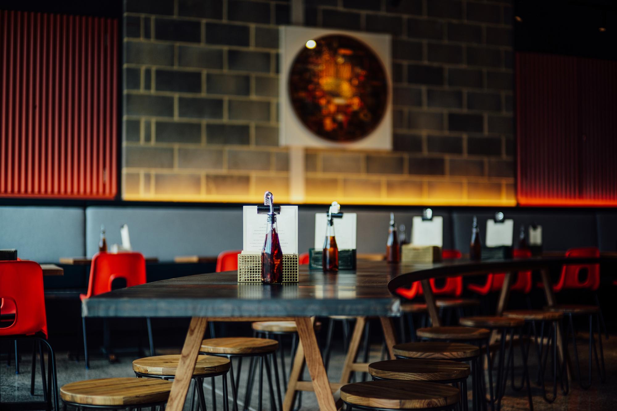 Homeslice White City television centre restaurants west london pizza venue hire events