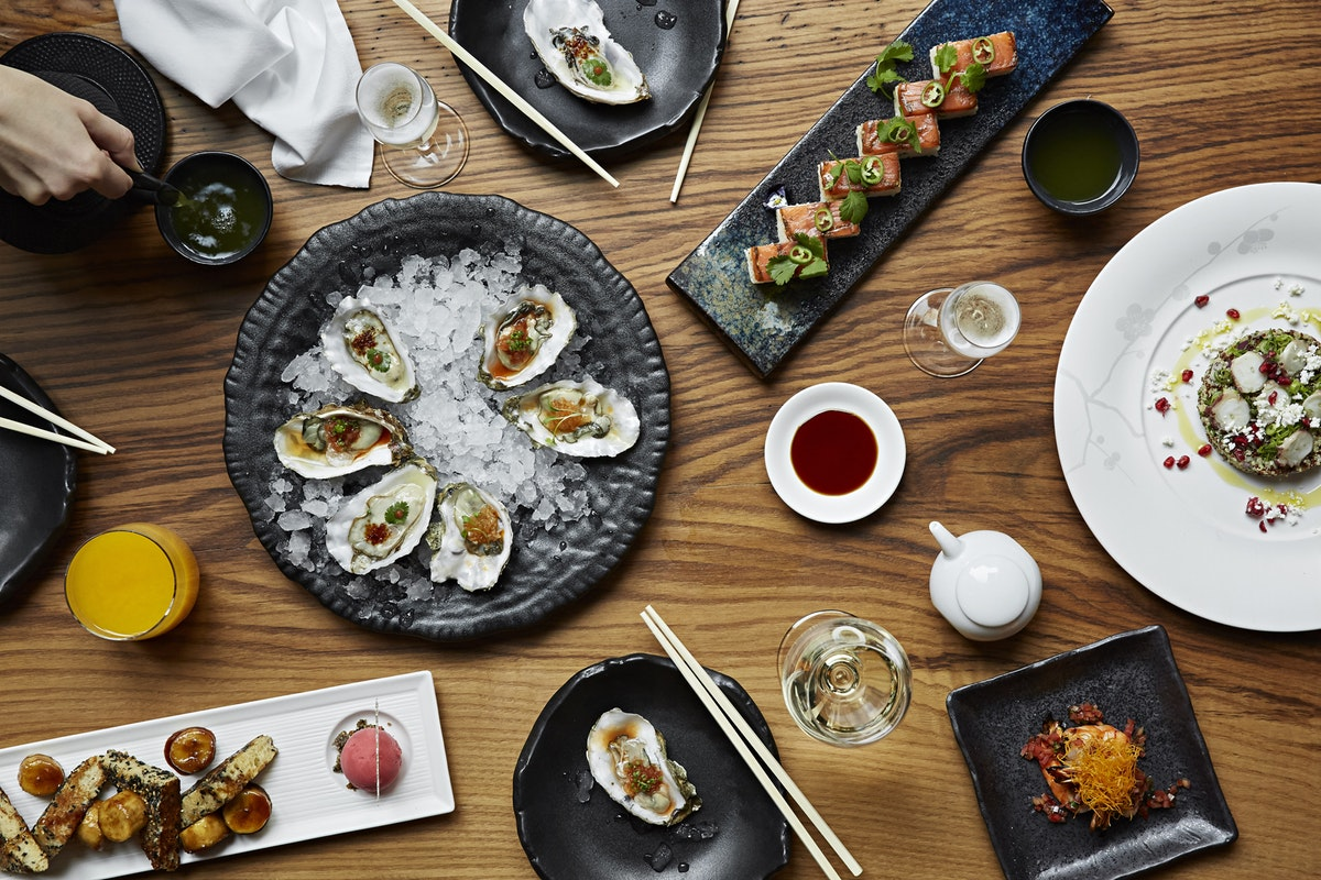 Get more for your money at Nobu Hotel Shoreditch