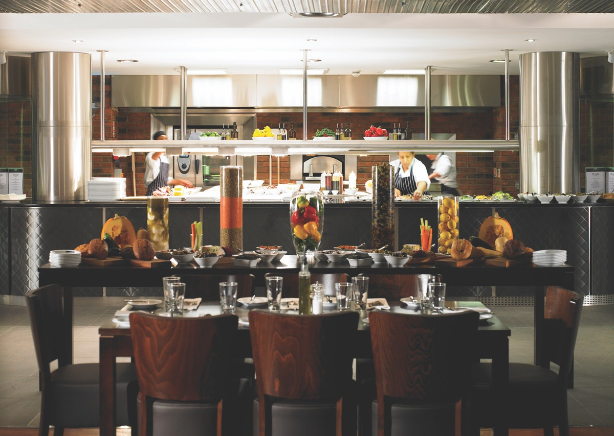 Canary Wharf venue launches healthy dining options and contemporary meeting spaces