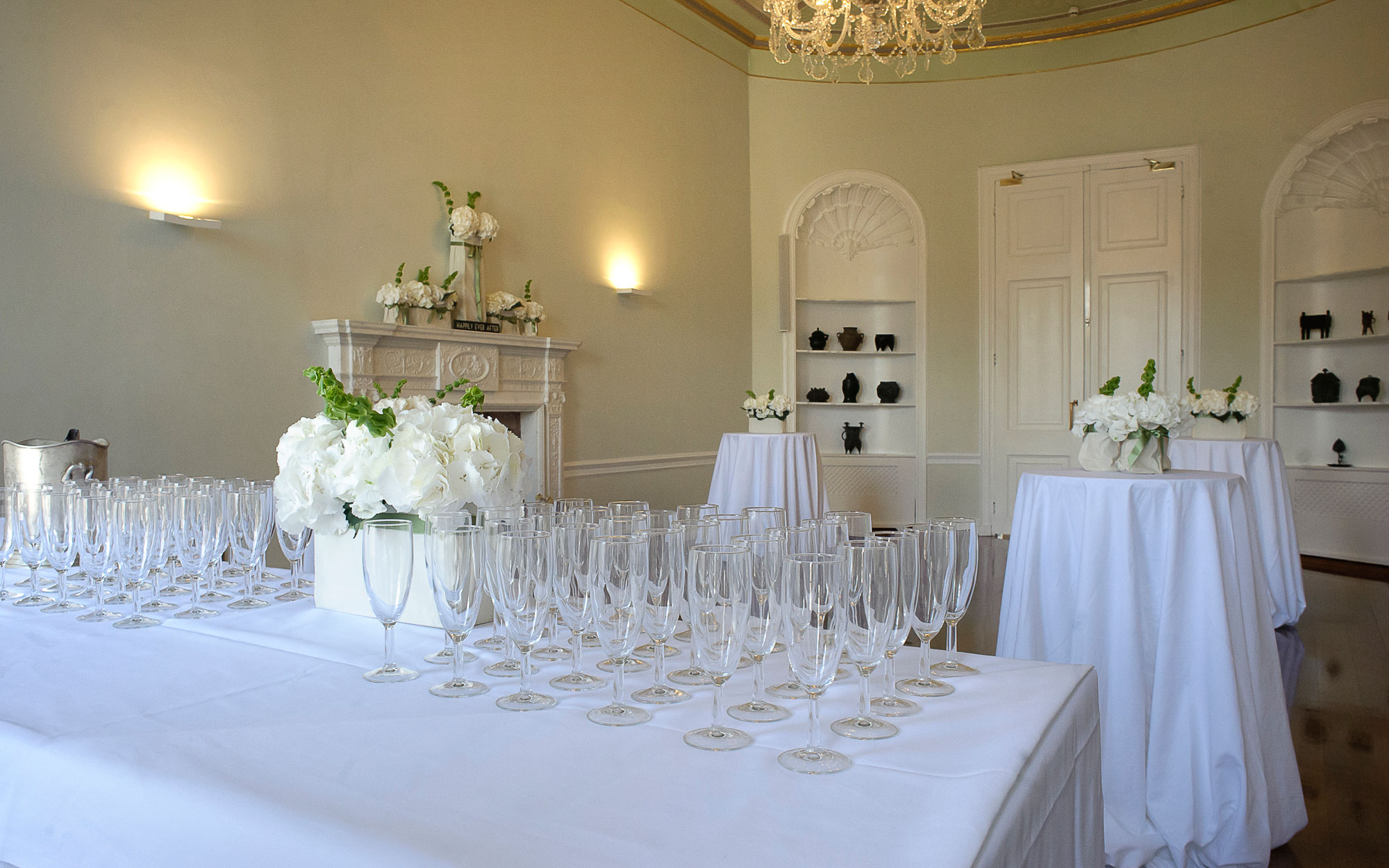 Asia House fine room events drinks reception dinner private hire