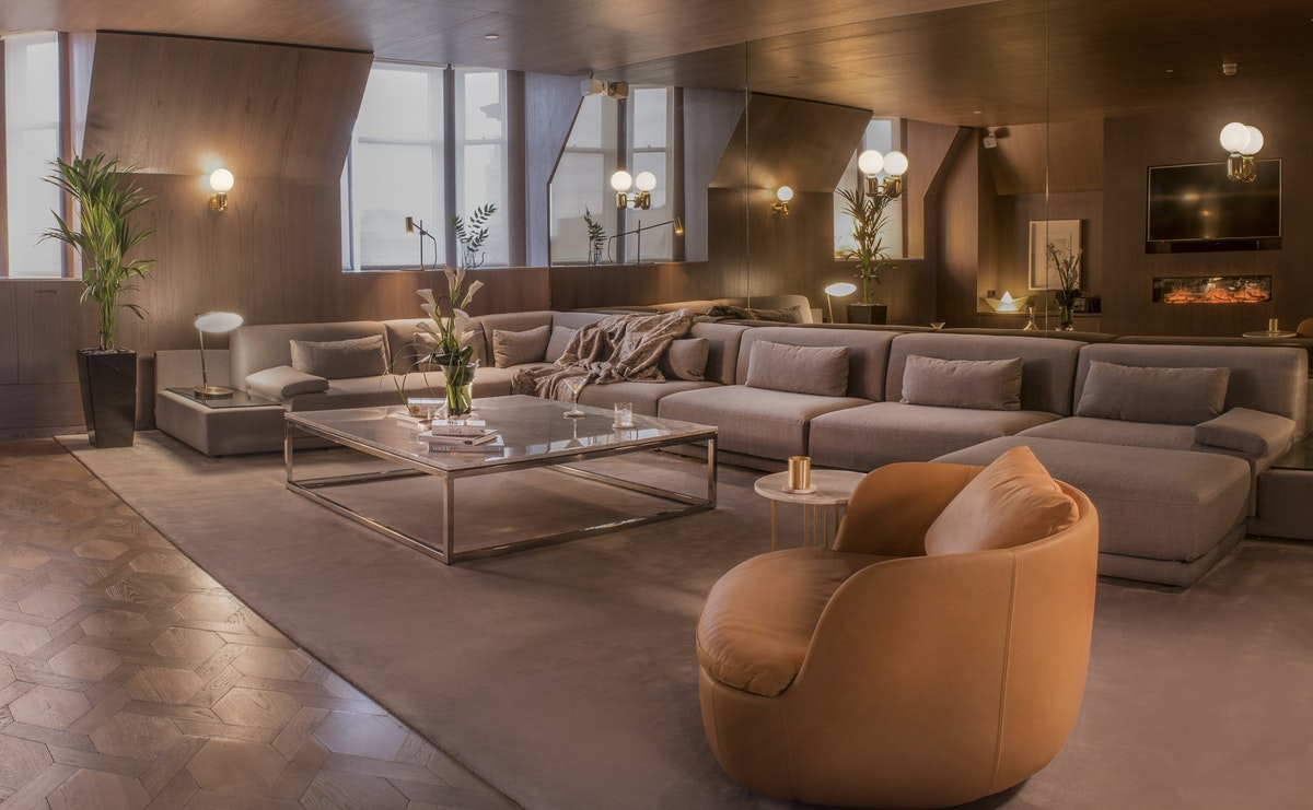 Is this Glasgow's poshest penthouse suite?
