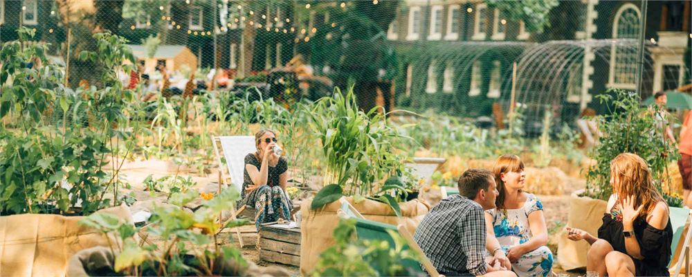You'll want to book your group into this summer pop-up