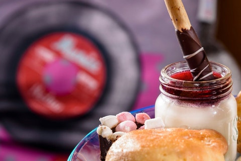 Have you tried the Glam Rock Afternoon Tea at K West Hotel yet?