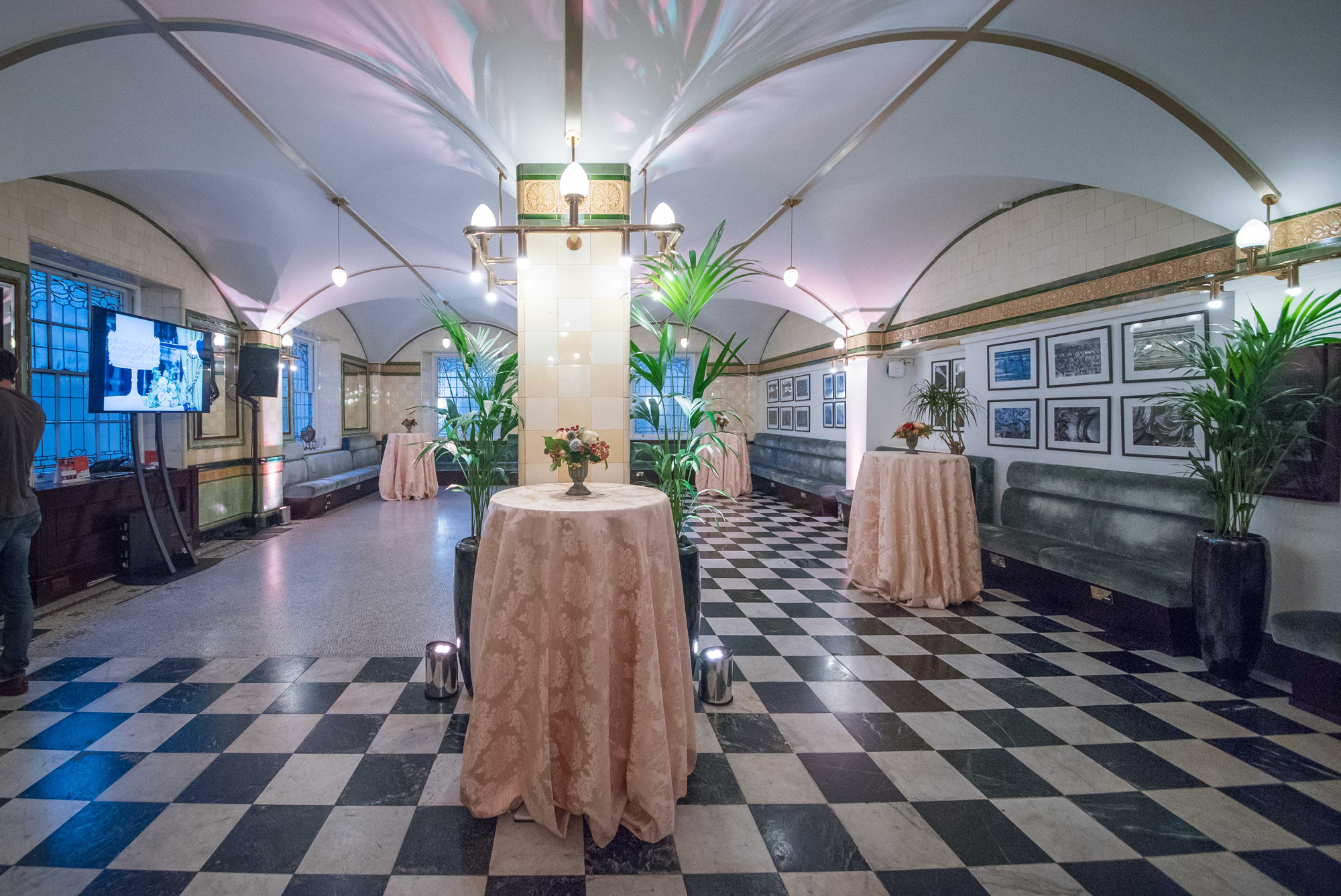Westminster Collection london venues events vaulted ceilings 116 pall mall