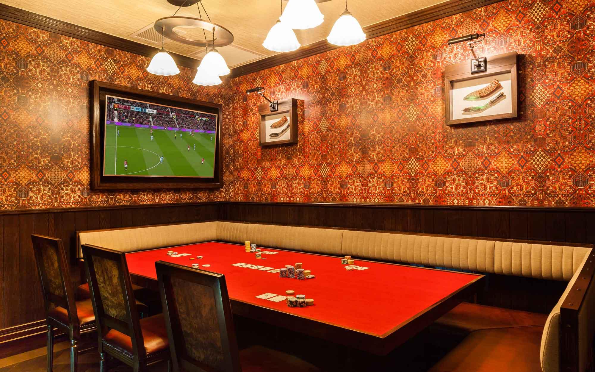 Brigadiers private dining rooms