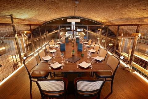 Have you seen Cinnamon Kitchen Battersea's new 'cage' PDR?