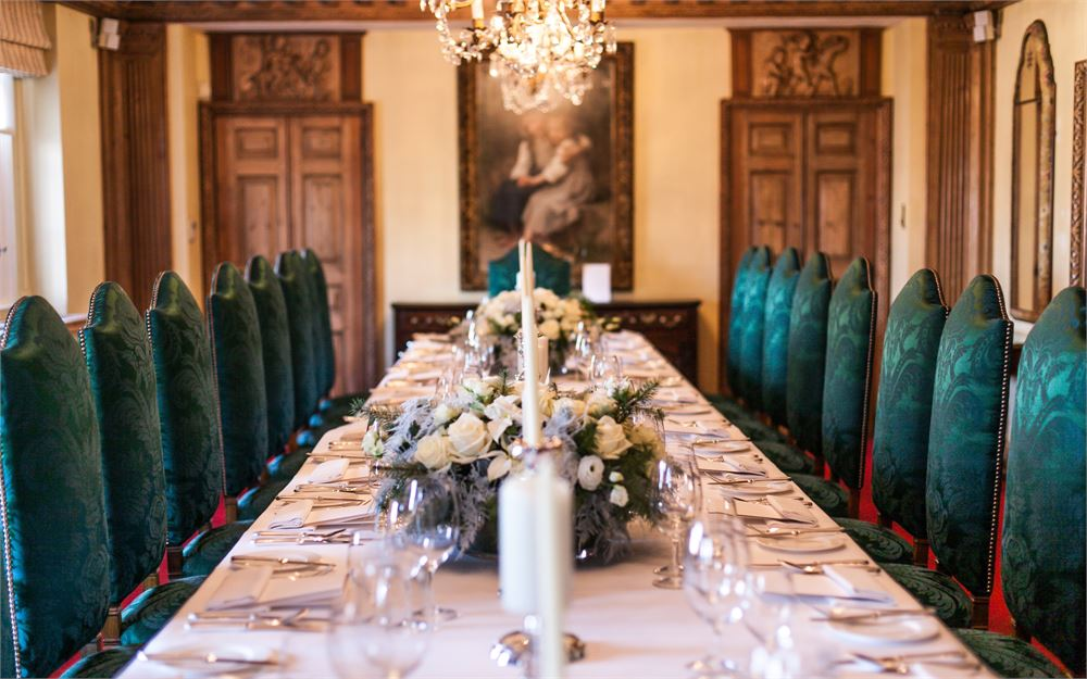 Ever dreamt of having your Christmas party at Fortnum & Mason?