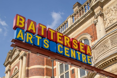 Like a phoenix from the ashes: Battersea Arts Centre reopens after fire