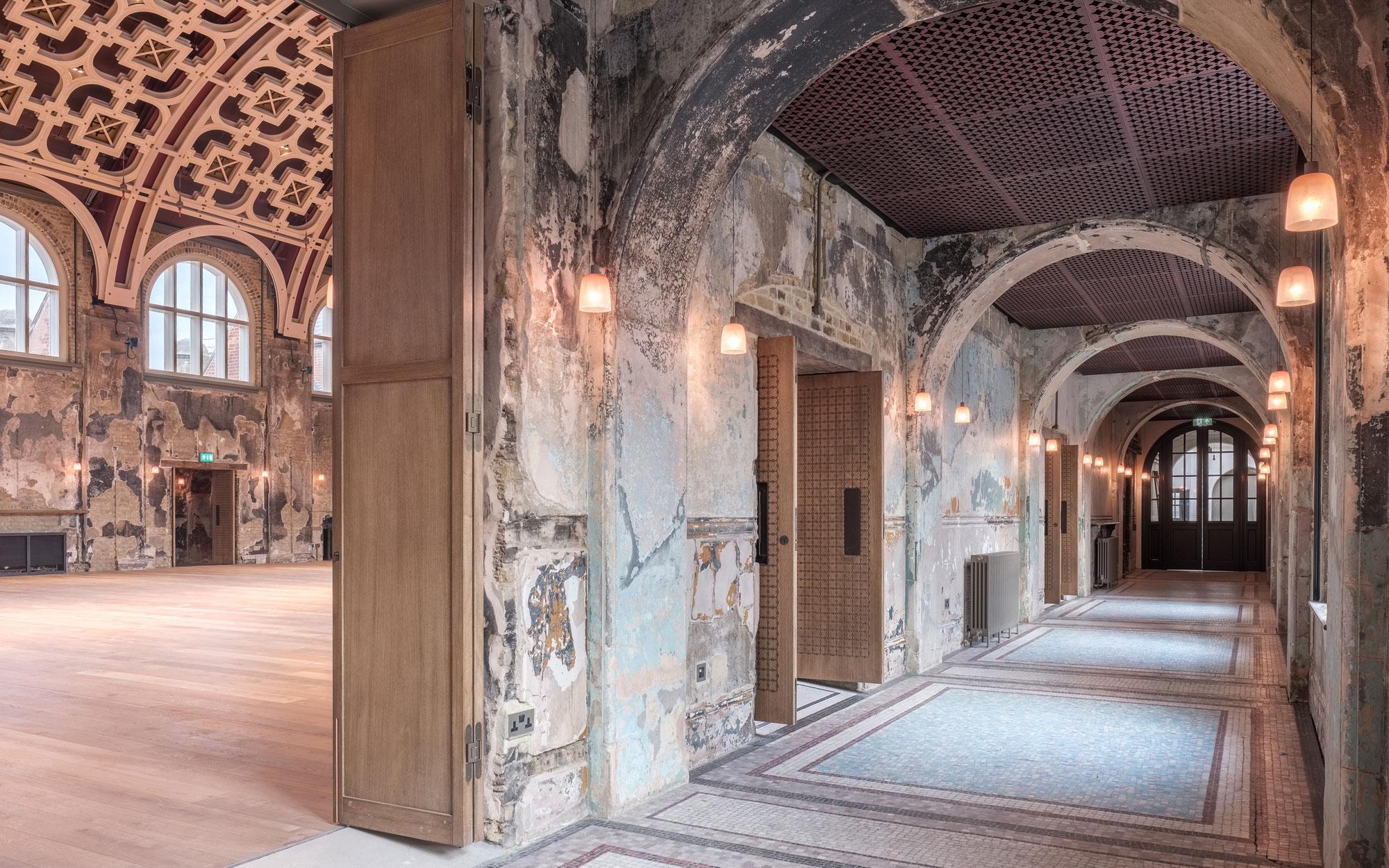 Battersea Arts Centre refurbished